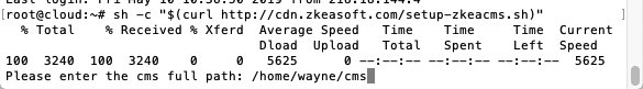 在CentOS7部署 聚米智能建站系统 第3张
